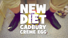 Diet Cadbury Creme Egg