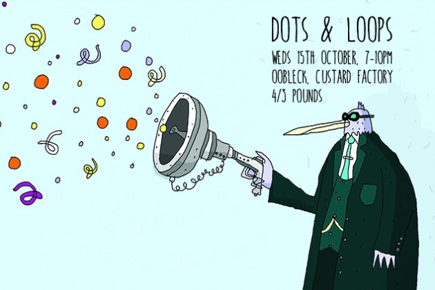 Dots & Loops animation Birmingham